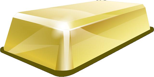 cihla zlatá